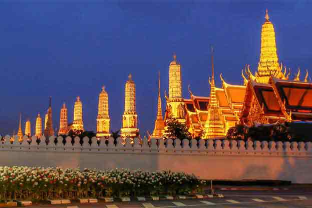 information about thailand