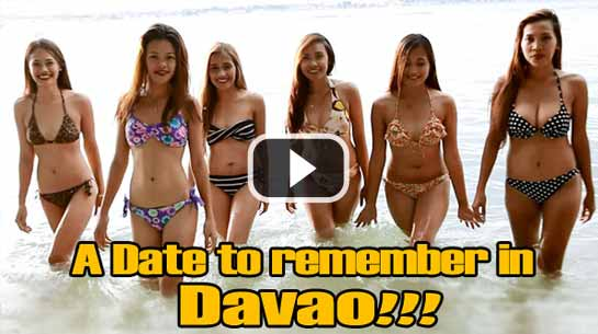 A Date to remember in Davao! Meet 10 Davao Women!