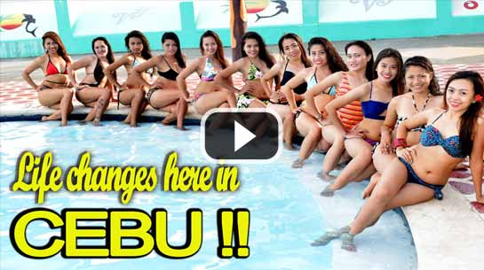 Meet Summer Beauty In Cebu Philippines